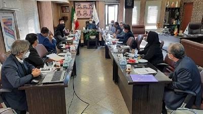 برگزاری جلسه تجاری و پایش فنی در مخابرات منطقه گیلان