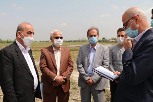 مجتمع آبرسانی بداب آب شرب سالم و بهداشتی  ۵۴ روستای شفت وفومن را تامین می کند