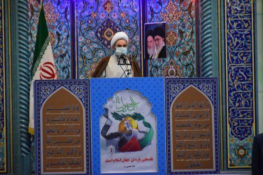 روز جهانی قدس یک موضوع انسانی و بشری است/افول تدریجی رژیم صهیونیستی در حال طی شدن است/ ملت بصیر ایران فریب منحرفان را نمی خورند