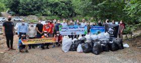 روز جهانی بدون پلاستیک در سیاهکل