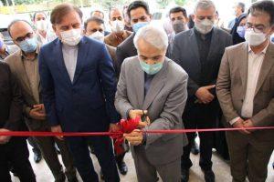 افتتاح بزرگترین کتابخانه عمومی شمال کشور در رشت